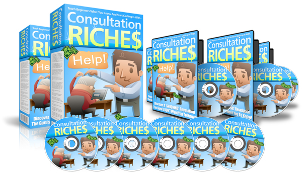 Secret Consulting Riches